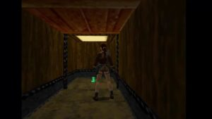Tomb Raider 2 Level 12 Jade Dragon