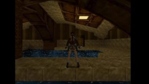 Tomb Raider 2 Level 12 Pool