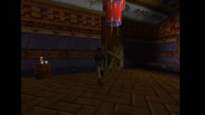 Tomb Raider 2 Level 12 Strong Room