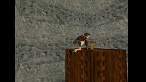 Tomb Raider 2 Level 12 Third Prayer Wheel