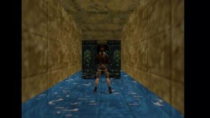 Tomb Raider 2 Level 12 Water Channel