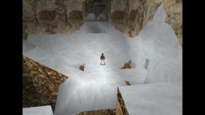 Tomb Raider 2 Level 13 Avalanche