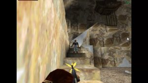 Tomb Raider 2 Level 13 Bad Guys