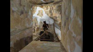 Tomb Raider 2 Level 13 Bridge