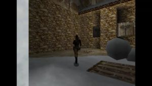 Tomb Raider 2 Level 13 Pressure Plates