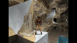Tomb Raider 2 Level 13 Snowballs