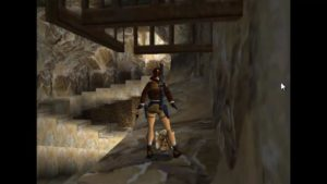 Tomb Raider 2 Level 13 Tibetan Mask