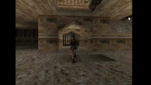 Tomb Raider 2 Level 14 Bounce Plates