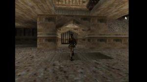 Tomb Raider 2 Level 14 Bounce Plates