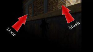 Tomb Raider 2 Level 14 Mask and Door