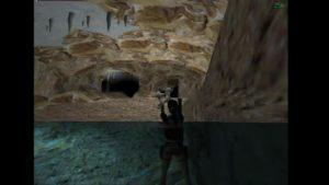 Tomb Raider 2 Level 14 Yetis