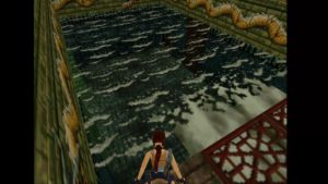 Tomb Raider 2 Level 15 Dam