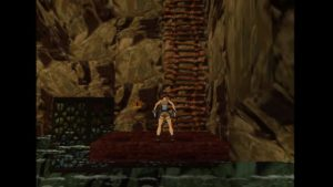 Tomb Raider 2 Level 15 Landing
