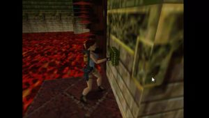 Tomb Raider 2 Level 15 Main Chamber Key