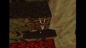 Tomb Raider 2 Level 15 Silver Dragon