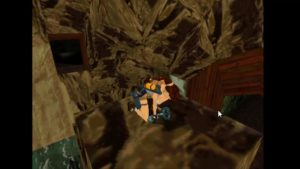 Tomb Raider 2 Level 15 Silver Key