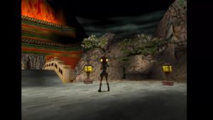 Tomb Raider 2 Level 16 Flying Warrior