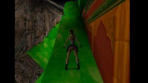 Tomb Raider 2 Level 16 Jade Boulder