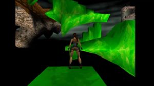 Tomb Raider 2 Level 16 Jade Rock Jumps