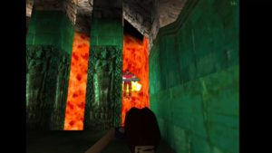 Tomb Raider 2 Level 16 Jade Room