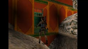 Tomb Raider 2 Level 16 Rock Ledge