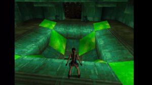 Tomb Raider 2 Level 16 Square Room