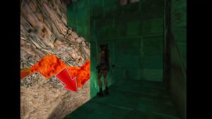 Tomb Raider 2 Level 16 White Rock