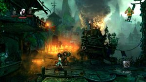 Trine 2 Goblin Menace Level 1 - Goblin Machine