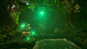 Trine 2 Goblin Menace Level 1 - Secret Chest