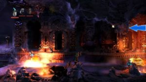 Trine 2 Goblin Menace Level 2 - Secret 2