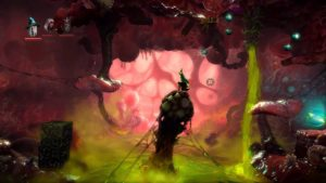 Trine 2 Goblin Menace Level 3 - Acid Stream