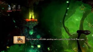 Trine 2 Goblin Menace Level 3 - Secret Chest 2