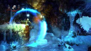 Trine 2 Goblin Menace Level 4 Second Secret