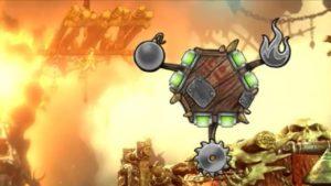 Trine 2 Goblin Menace Level 6 - Goblin Machine