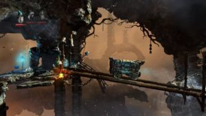 Trine 2 Goblin Menace Level 7 - Cart
