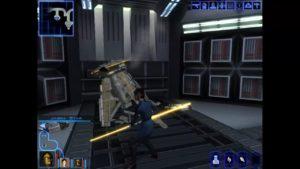 KOTOR Manaan Republic Droid