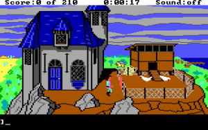 King's Quest 3 Walkthrough