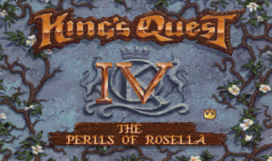 King's Quest 4 Walkthrough