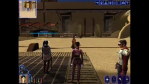 Knights of the Old Republic Tatooine