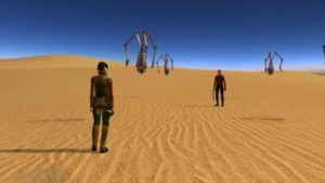 Knights of the Old Republic Tatooine Tanis