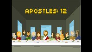 Run Jesus Run 12 Apostles