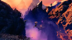 Trine 3 Chapter 1 Shield Kite