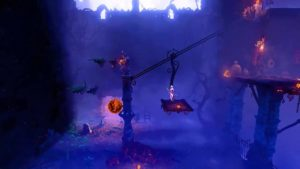 Trine 3 Chapter 4 Moving Platform