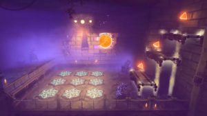 Trine 3 Chapter 5 Button Puzzle