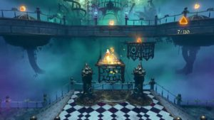 Trine 3 Chapter 5 Floating Platforms