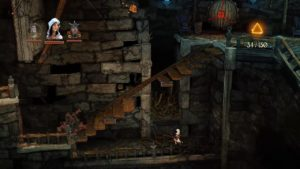 Trine 3 Chapter 6 Staircase