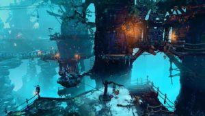 Trine 3 The Redwood Forest 7