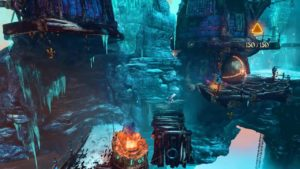 Trine 3 The Redwood Forest 8