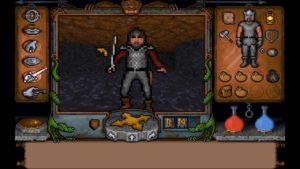 Ultima Underworld Level 4 Rodrick