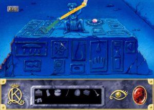 kings-quest-7-ch-1-monkey-altar